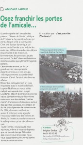 article amicale